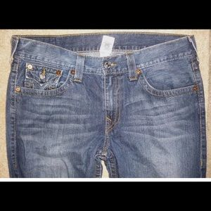 Men's True Religion Jeans 38 x 34